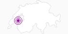 Unterkunft Unterkunft auf dem Land, L-M. Dévaud in Fribourg: Position auf der Karte