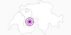 Unterkunft Klubhütte des Skiclub Gehrihorn im Kandertal: Position auf der Karte