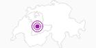 Unterkunft Doris Gehrig - Wüthrich im Kandertal: Position auf der Karte