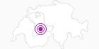 Unterkunft Chalet Wittwer im Kandertal: Position auf der Karte