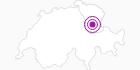 Unterkunft Bergrestaurant am Zürichsee: Position auf der Karte