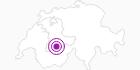 Accommodation Eggerpark in the Kandertal: Position on map