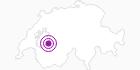 Unterkunft Chalet Körblifluh in Fribourg: Position auf der Karte