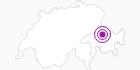 Unterkunft Fontana Passugg in Chur: Position auf der Karte