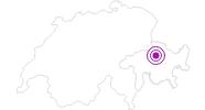 Unterkunft Café Restaurant Engi in Chur: Position auf der Karte