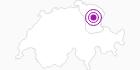 Accommodation Ferienwohnung im alten Schulhaus Mistelegg in Toggenburg: Position on map