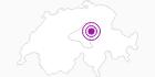 Unterkunft Erlebnishütte Mauser in Schwyz: Position auf der Karte