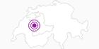 Unterkunft Alpakaland Schweiz in Bern: Position auf der Karte