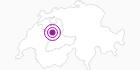 Unterkunft Ferien auf dem Bauernhof in Zimmerwald in Bern: Position auf der Karte