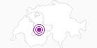 Unterkunft Haus Frutigblick in Adelboden - Frutigen: Position auf der Karte