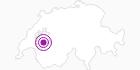 Unterkunft Hôtel Broc´aulit in Fribourg: Position auf der Karte
