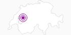 Unterkunft Hôtel Taverna in Fribourg: Position auf der Karte