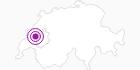 Unterkunft Park Inn Lully in Fribourg: Position auf der Karte
