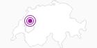 Unterkunft Hôtel-Restaurant Bel-Air in Fribourg: Position auf der Karte