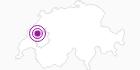 Unterkunft GLARDON Anne-Lise et Philippe in Fribourg: Position auf der Karte