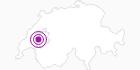 Unterkunft MECHKOUR Alice in Fribourg: Position auf der Karte