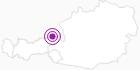 Unterkunft Bauernhof Gruberhof im Kaiserwinkl: Position auf der Karte