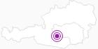 Unterkunft Paul Pichler in der Urlaubsregion Murtal: Position auf der Karte