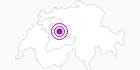 Unterkunft Ferienwohnung Kapfschwand im Emmental: Position auf der Karte