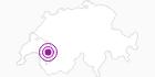 Unterkunft Hôtel Buffet de la Gare in Genferseegebiet: Position auf der Karte