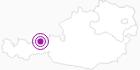 Unterkunft Alpenrose im Waldviertel: Position auf der Karte