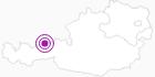 Unterkunft Asi-Lodge im Waldviertel: Position auf der Karte