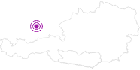 Unterkunft FORSTNERWIRT in der Erlebnisregion Hochosterwitz - Kärntenmitte: Position auf der Karte