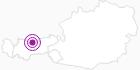 Accommodation Pension Bärenwirt in the Olympiaregion Seefeld: Position on map
