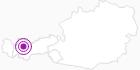 Unterkunft Alpenhotel Linserhof in der Ferienregion Imst: Position auf der Karte
