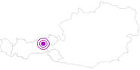 Unterkunft Fewo Rosa Wurm im Zillertal: Position auf der Karte
