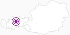Accommodation Gästehaus Paula in the Olympiaregion Seefeld: Position on map