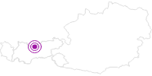 Unterkunft Haus Rainer in der Olympiaregion Seefeld: Position auf der Karte
