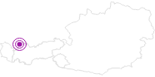 Unterkunft Haus Berchtold im Tannheimer Tal: Position auf der Karte