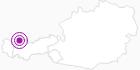 Unterkunft Frühstückspension Hildebrandt im Tannheimer Tal: Position auf der Karte