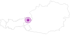 Unterkunft Romantik & Genuss Hotel Unterlechner im Pillerseetal: Position auf der Karte