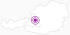 Unterkunft Appartement Rosi in Tennengau-Dachstein West: Position auf der Karte