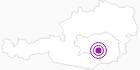 Unterkunft Sportgasthof Lipp in Süd & West Steiermark: Position auf der Karte