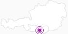 Unterkunft PANORAMA-FERIENDORF in Villach-Warmbad / Faaker See / Ossiacher See: Position auf der Karte