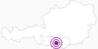 Unterkunft Turnerhütte in Villach-Warmbad / Faaker See / Ossiacher See: Position auf der Karte