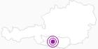 Unterkunft Ferienapartments Birkenhof Hotel garni am Millstätter See: Position auf der Karte