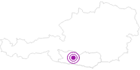 Unterkunft KOLLERs Hotel am Millstätter See: Position auf der Karte