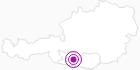 Unterkunft Gasthof Edlingerwirt am Millstätter See: Position auf der Karte