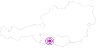 Unterkunft Gasthof Pension Wassermann am Millstätter See: Position auf der Karte