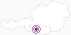 Unterkunft Laurenzhof am Millstätter See: Position auf der Karte