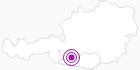 Unterkunft Ferienwohnung Waltraud Schaller am Millstätter See: Position auf der Karte