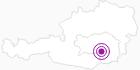 Unterkunft Gasthof Günter Bardel in Süd & West Steiermark: Position auf der Karte