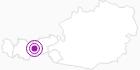 Unterkunft Pension Panorama Innsbruck & seine Feriendörfer: Position auf der Karte