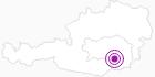 Unterkunft Frühstückspension Krasser in Region Graz: Position auf der Karte