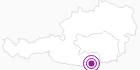 Unterkunft Hotel Café Lindenhof in Region Graz: Position auf der Karte