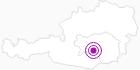 Unterkunft Gasthof Schnürer in Süd & West Steiermark: Position auf der Karte